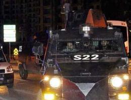 Mafya tutuklamalarında zırhlı koruma!