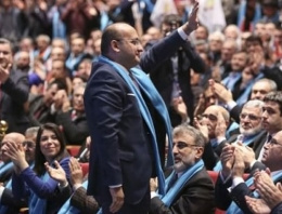 Yalçın Akdoğan Kayseri'de konuştu!