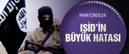 IŞİD mevzilerinin haritalarını kaptırdı