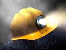 Ukrayna'da yüzlerce madenci mahsur