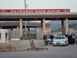 Askere ateş açıldı sınır kapısı kapatıldı!
