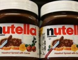 Çocuğuna Nutella ismini veremezsin!