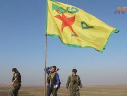 IŞİD Kobani'de 12 köyden temizlendi!