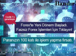 Forex'te yeni dönem başladı!