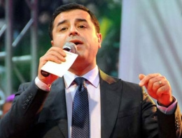 Demirtaş'tan Erdoğan'a iki maymun yanıtı!