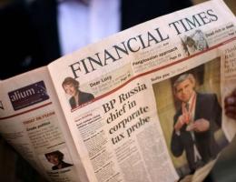 Financial Times'tan Türkiye için şok iddia!
