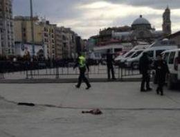 Taksim saldırısında çarpıcı detay!