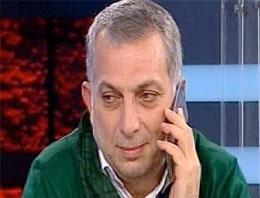 Canlı yayında olay telefon görüşmesi!..