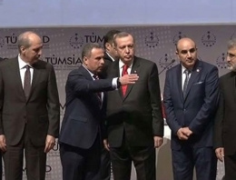 Cumhurbaşkanı Erdoğan uyarınca...