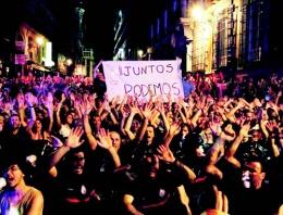 Syriza'dan sonra İspanya'da Podemos rüzgarı!