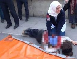 İstanbul otogarında töre cinayeti!