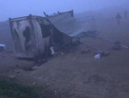 Kerkük'e saldırı görüntülerini yayınlandı