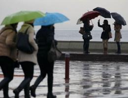 Meteoroloji'den üç ile yağış uyarısı
