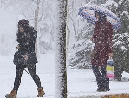 Bu illerde kar alarmı meteoroloji uyardı