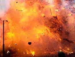 Avcılar'da bulunan bir dükkanda patlama