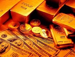 Dolar kuru ve altın fiyatları bugün kapanış rakamları