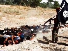 Grinin 50 Tonu'nda IŞİD sahnesi