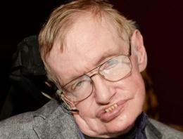 Hawking'ten genç kızlara sıradışı tavsiyeler