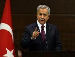 Arınç'tan alafranga Başkanlık sistemi açıklaması