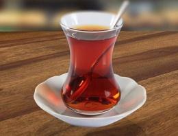 Günde kaç bardak çay içiyorsunuz?