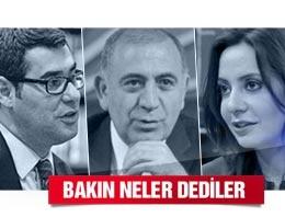 4 önemli isim, 4 skandal açıklama!