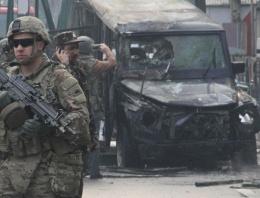 Afganistan'da Türk elçilik aracına intihar saldırısı