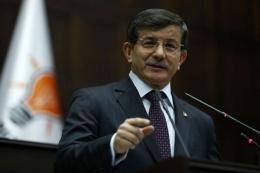 Davutoğlu'ndan Ulusa Sesleniş: Çözüm süreci artık...