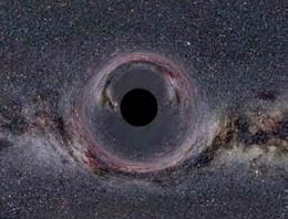 Yeni keşfedilen kara delik şaşkına çevirdi