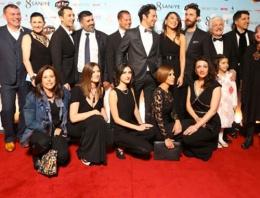 Ömer Faruk Sorak yeni filmi '8 Saniye' gala yapıldı haberi