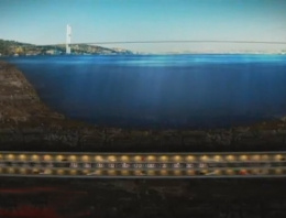 3 katlı büyük İstanbul Tüneli projesi