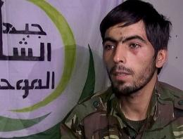 Suriye'de yakalanan İranlı askerden korkunç itiraflar