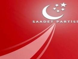 Saadet Partisinden 1 Kasım seçimi için ittifak çağrısı