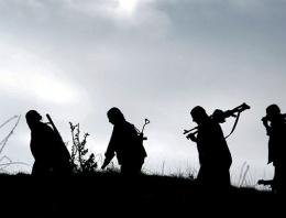 Ağrı'da çatışma!  2 PKK'lı öldürüldü