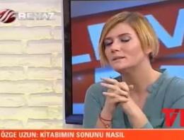 Ünlü spiker Özge Uzun'un intihar itirafı