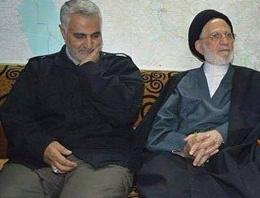 Kasım Süleymani operasyon için Tikrit'te
