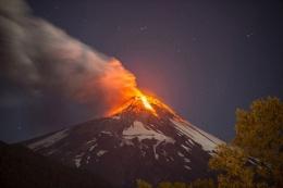 Volkan yıllar sonra canlandı! Binlerce insan...