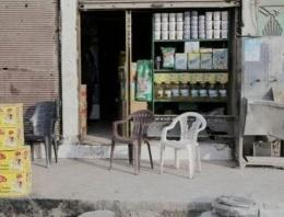 Kobani'de ilk market açıldı