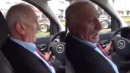 Rizeli taksici konuşunca turistler şok oldu!