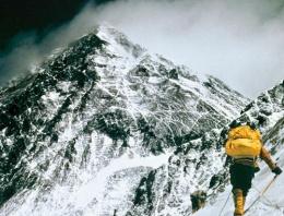Everest dağında tuvalet krizi