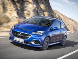 Opel Corsa OPC ilk kez görüldü fiyatı da...
