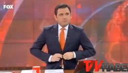 Fatih Portakal yayına hazırlıksız yakalanınca...
