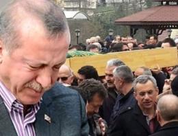 Erdoğan'ı derinden üzen vefat!