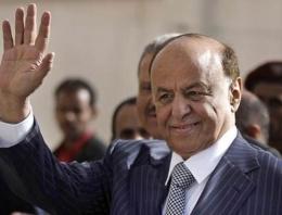 Yemen Cumhurbaşkanı ortaya çıktı!