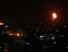Yemen'de son durum! Havadan saldırı