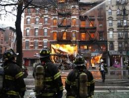New York'ta ABD'yi korkutan patlama