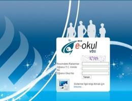 e-Okul Veli Bilgilendirme Sistemi 2015
