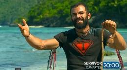 Survivor Turabi diskalifiye mi oluyor! Bomba iddia