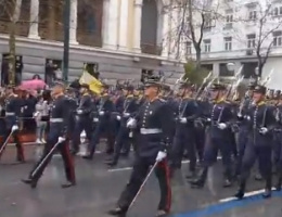 Yunanistan'da askerlerden skandal İstanbul sloganı!