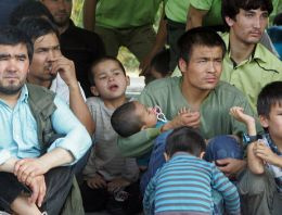 Uygur Türkleri'ne IŞİD tuzağı