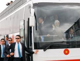 Erdoğan'a 9 yaşındaki kızdan sürpriz